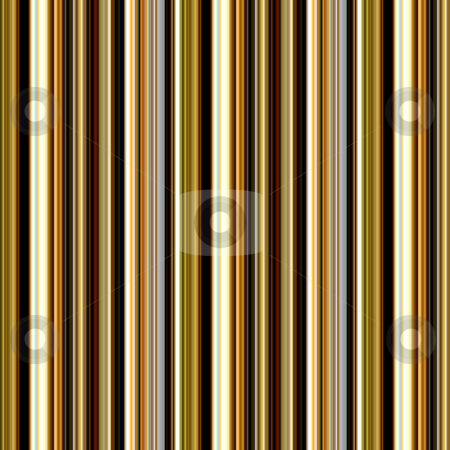 Seamless brown and golden colors vertical lines pattern. stock photo, Seamless brown and golden colors vertical lines pattern. by Stephen Rees