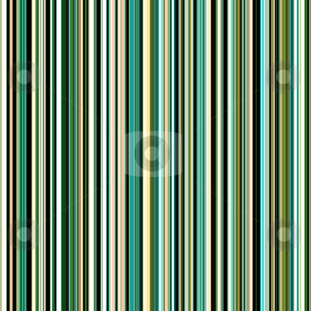 Seamless green colors vertical stripes pattern.  stock photo, Seamless green colors vertical stripes pattern. by Stephen Rees
