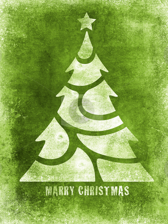 Marry Christmas grunge stock photo, Marry Christmas grunge greetings card by Giordano Aita