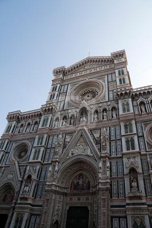 Duomo Cathedral stock photo, Basilica di Santa Maria del Fiore in Florence, Italy by Kevin Tietz
