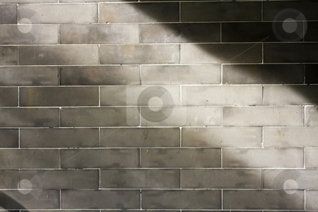 Brick wall background stock photo, Brick wall background by Keng po Leung