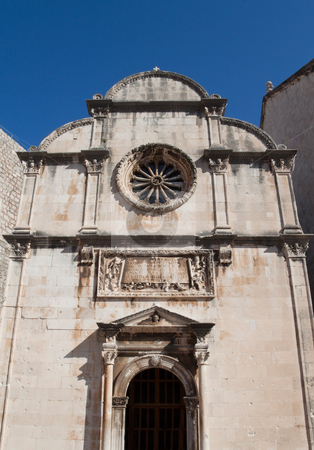 Old Church stock photo, A old little church found on the side streets of Dubrovnik by Kevin Tietz