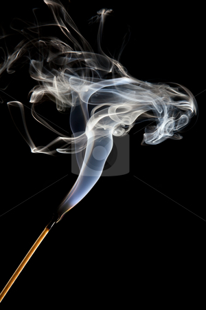wisp of smoke and blown out match stock photo. Black Bedroom Furniture Sets. Home Design Ideas