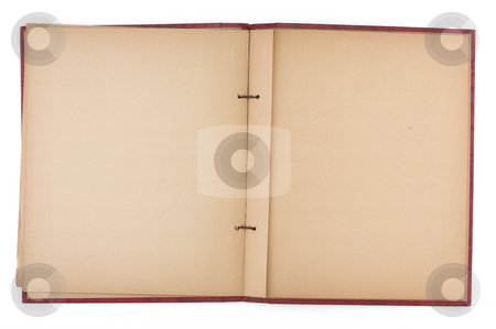 blank pages of a book. #100768574 Blank Pages of an