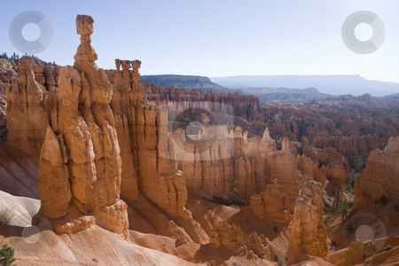 Brice canyon stock photo, The famous brice canyon national park in utah by Sabino Parente