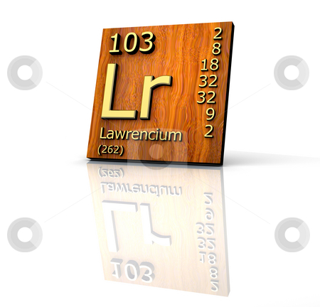 lawrencium periodic table - photo #18