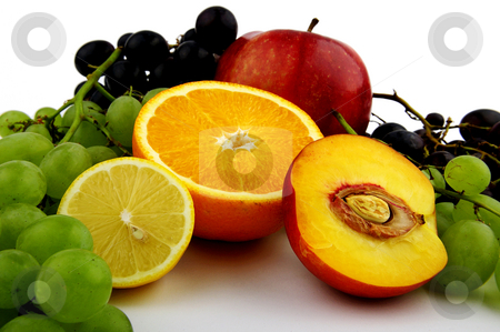 Fruits stock photo, Fruits by Agata Kuler