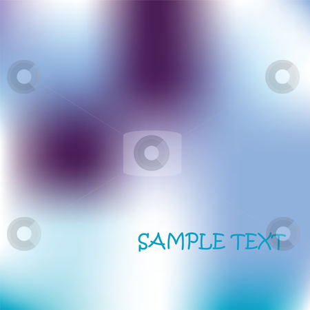Sample text card stock vector clipart, Sample text card. vector art illustration by Laschon Robert Paul