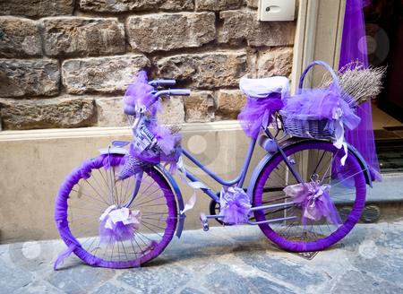 Как можно украсить велосипед своими руками в домашних 25
