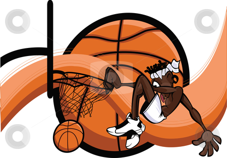 basketball hoop cartoon. cartoon basketball