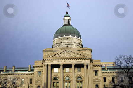 Indiana, Indianapolis - State Capitol