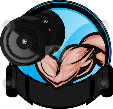 Clipart Bicep