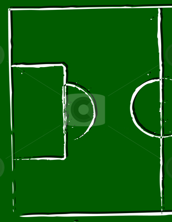 football pitch diagram. A+football+pitch