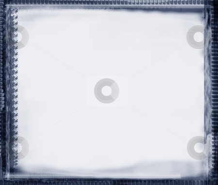Grunge border and background stock photo, Computer designed highly detailed grunge border with space for your text or image.Nice grunge layer for your projects. by Gordan Poropat
