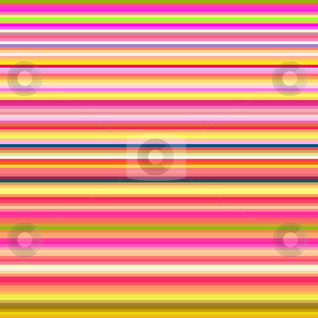 Vibrant multicolored stripes abstract background. stock photo, Vibrant multicolored stripes abstract background. by Stephen Rees