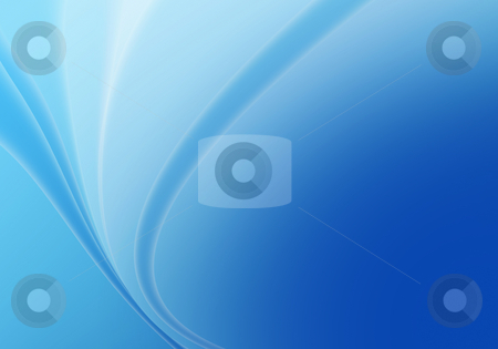 Abstract background stock photo, Computer designed modern blue abstract style background by Gordan Poropat