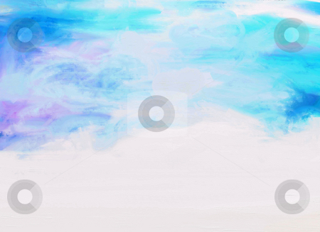 Abstract watercolor - Clouds stock photo, Abstract  watercolor  hand painted by me . Nice background for your projects. More images like this in my portfolio by GPimages