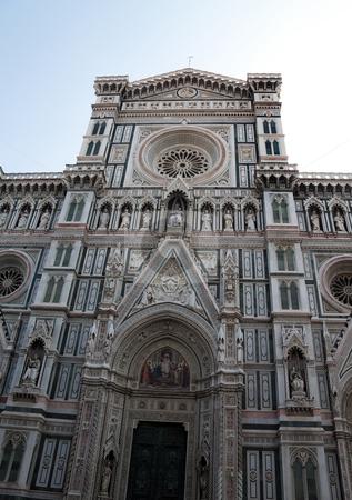 Santa Maria del Fiore stock photo, Basilica di Santa Maria del Fiore in Florence, Italy by Kevin Tietz