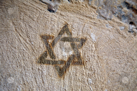 Star of David stock photo,  by Zvonimir Atletic