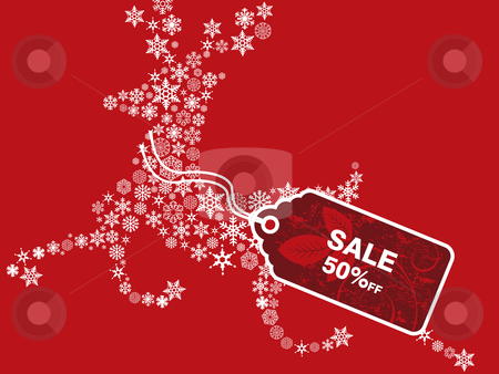 Sales and discount concept stock vector clipart, Sales and discount concept Illustration by Nabeel Zytoon