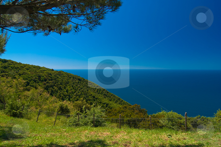 Golfo die Baratti, Toskana/Tuscany stock photo, Golfo die Baratti, Toskana/Tuscany by Wolfgang Heidasch