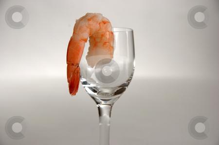 Shrimp Cocktail stock photo,  by Richard Sheehan