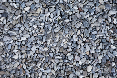 Stones stock photo, Full frame of stones by Anne-Louise Quarfoth