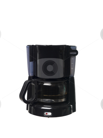 Coffee perculator stock photo, Coffee perculator by Anne-Louise Quarfoth