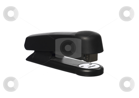 Stapler stock photo, Stapler by Anne-Louise Quarfoth