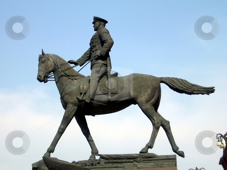 http://watermarked.cutcaster.com/cutcaster-photo-100896797-The-commander-monument.jpg