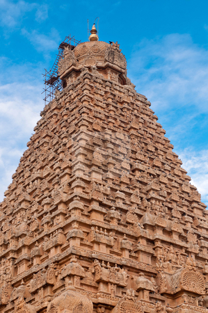 Bragadeeswara Temple stock photo,  by Arvind Balaraman