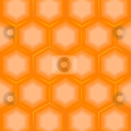hive  stock photo, Abstract hive background, repeating patter by Richard Laschon