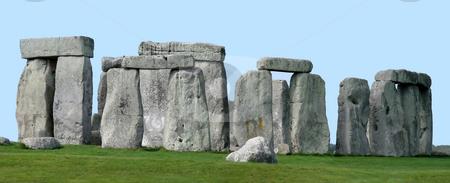 Stonehenge stock photo, The amazing ancient Stonehenge, Wiltshire, England - a UNESCO World Heritage Site. by Mary Lane