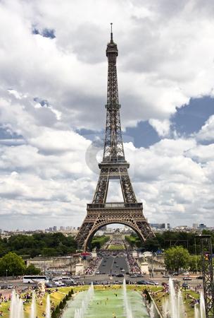 Paris France Eiffel Tower Pictures on Paris  France Stock Photo  Famous And Beautiful Eiffel Tower Paris