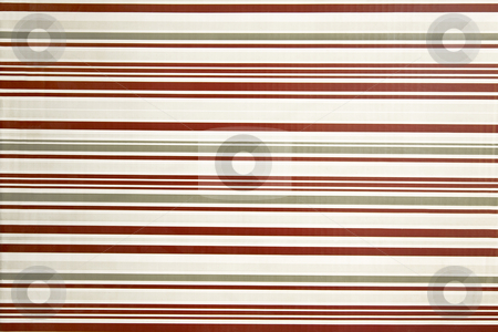 Red, gray and white horizontally striped texture stock photo, Red and white horizontally striped texture by caimacanul
