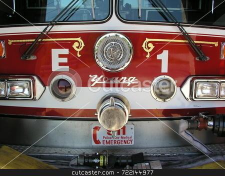 Engine One stock photo,  by Mark Bernas