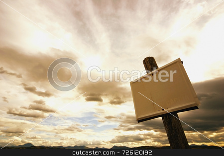 Empty signal stock photo,  by Luca Mosconi
