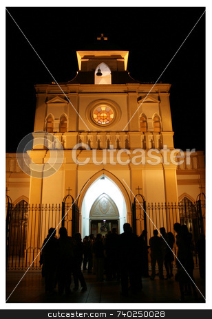 Church stock photo, Church by Dalla torre Gerardo