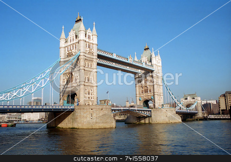 Tower bridge, London. stock photo, Tower bridge, London. by Stephen Rees