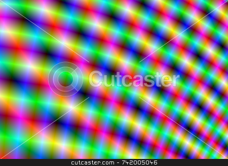 Color light streaks stock photo, Color light streaks form a pattern and produce a vibrant image by Stephen Rees