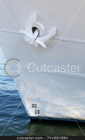 Anchor stock photo,  by Kjell Westergren