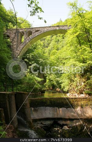 Bridge stock photo,  by Greg Peterson
