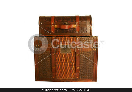 Suitcase stock photo,  by Greg Peterson