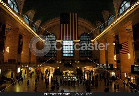 Central station stock photo,  by Aivlis Rios