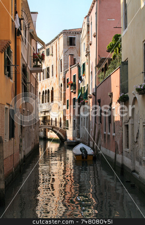 Venice stock photo,  by Greg Peterson