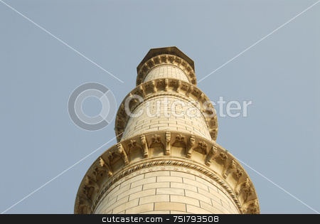 Taj Mahal Tower stock photo, Taj Mahal Tower by A Cotton Photo
