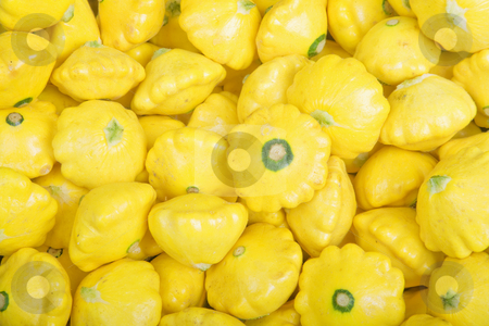 Squash stock photo, Yellow Organic Squash Fill the Frame by Scott Griessel