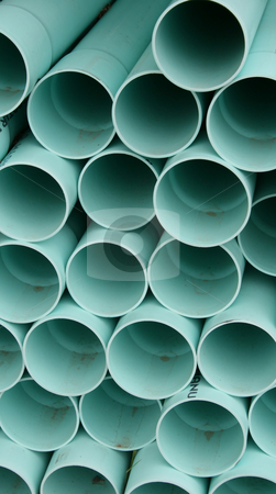 Drainage Pipe stock photo,  by Tom and Beth Pulsipher