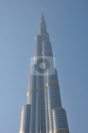 Burj Khalifa in Dubai stock photo, Burj Khalifa in Dubai, United Arab Emirates by Ritu Jethani