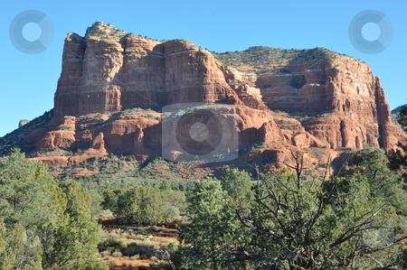 Red Rocks in Sedona stock photo, Red Rocks in Sedona, Arizona by Ritu Jethani